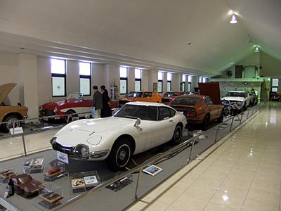 自動車博物館2