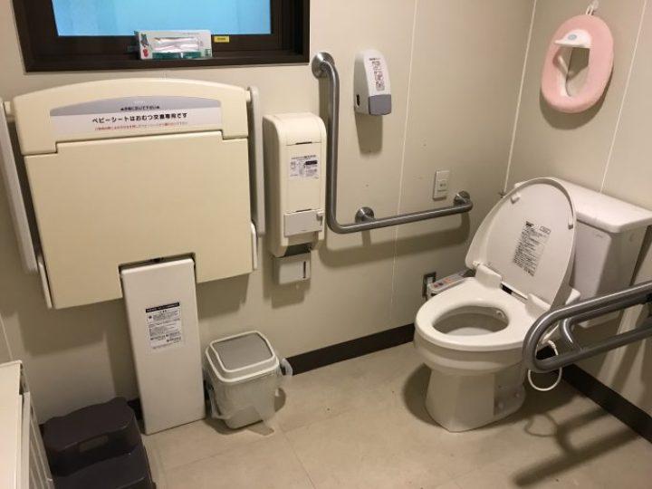 榛名トイレ