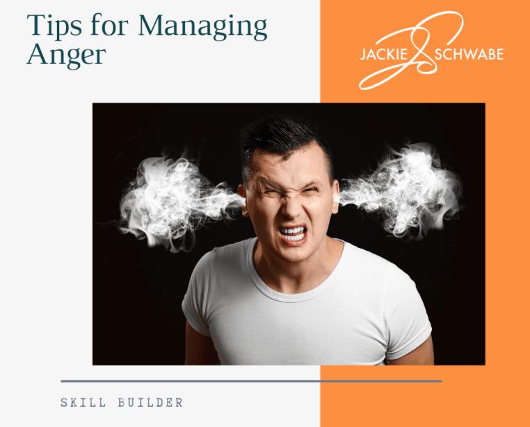 Manage Anger