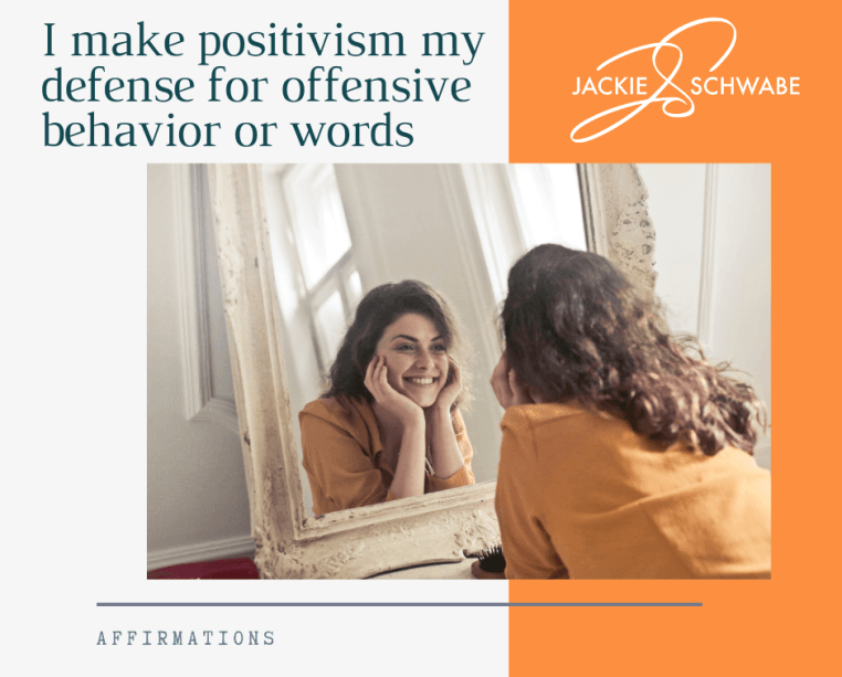 Affirmation - Positive Defense