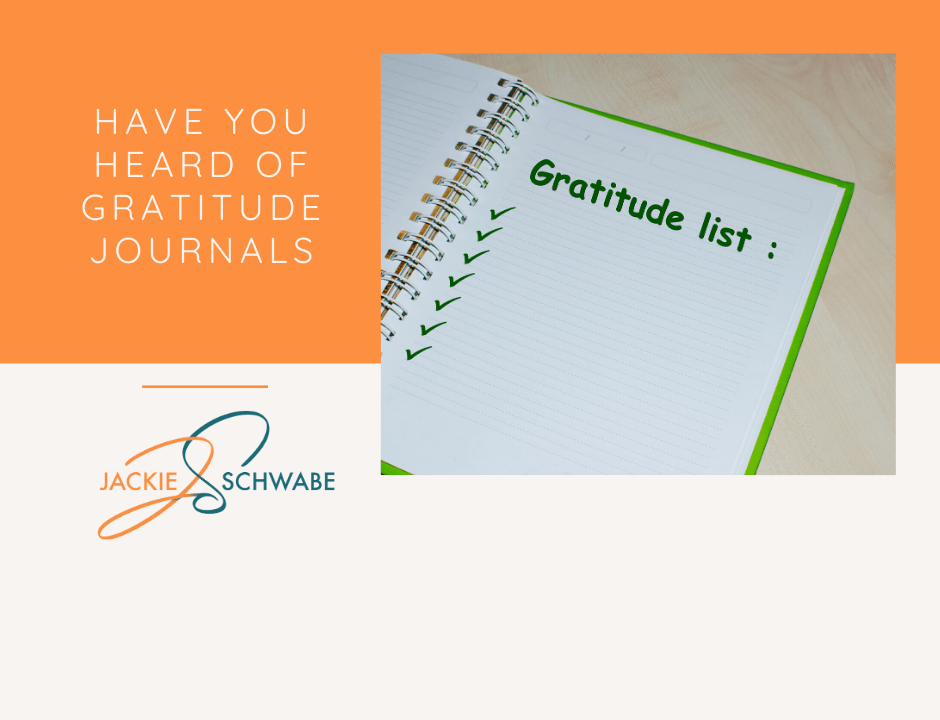 Have You Heard of Gratitude Journals