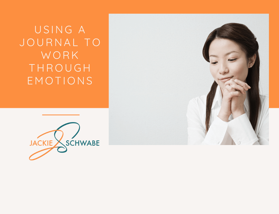Journal to Work Through Emotions