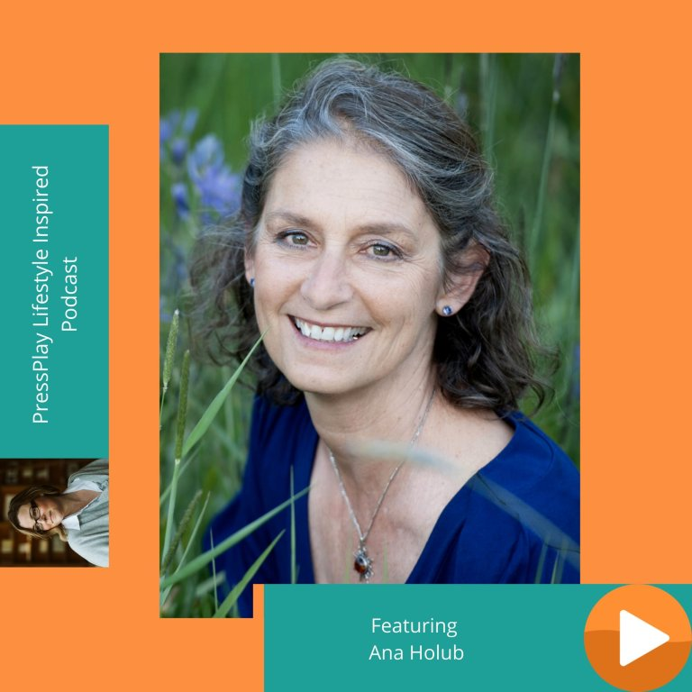 S1 Episode 123 – Interview with Ana Holub – Spiritual Counselor