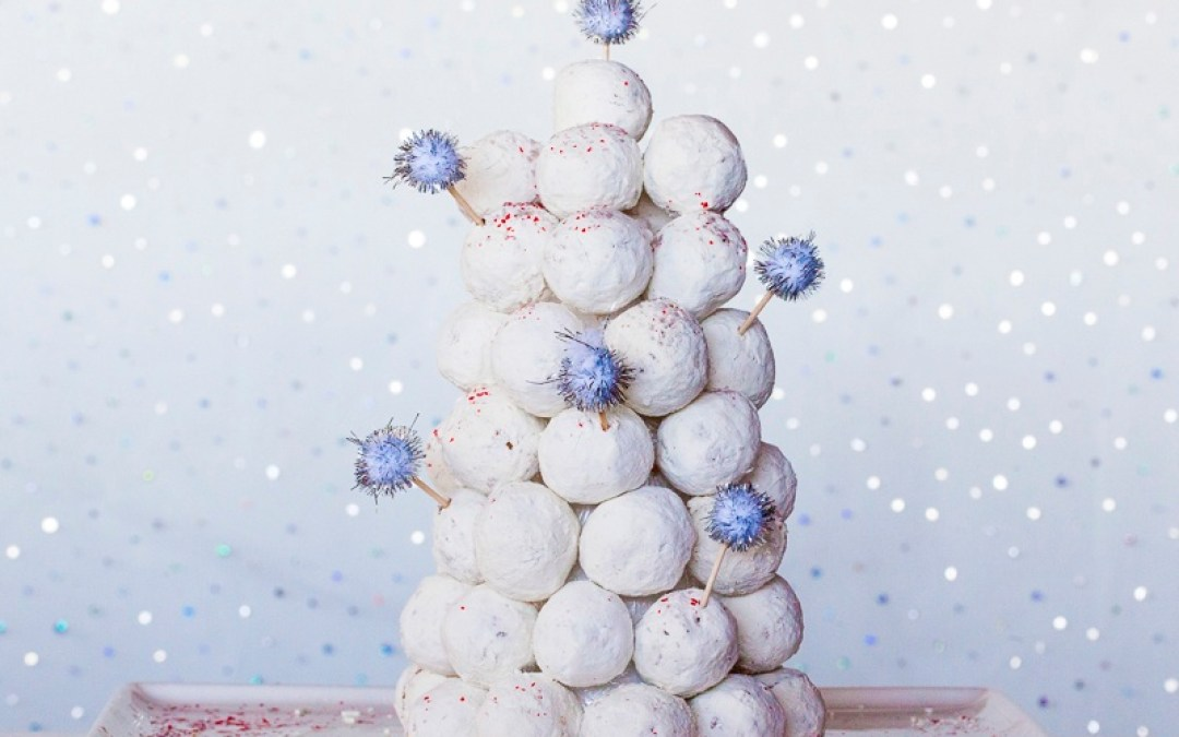 How To Make Edible Holiday Centerpieces