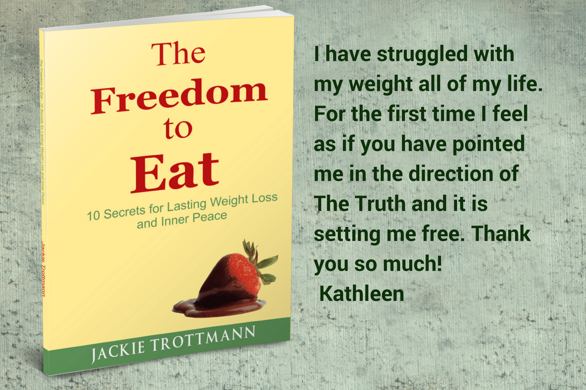 The Freedom to Eat Book