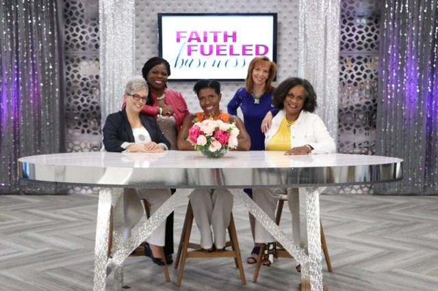 Jackie Trottmann on the Faith Fueled Business Show