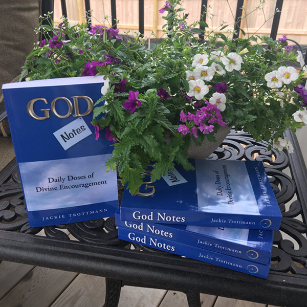 God Notes - Daily Doses of Divine Encouragement
