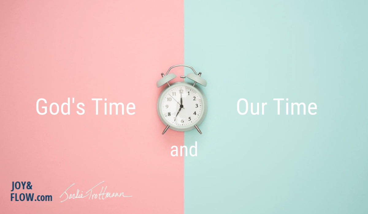 God's Time and Our Time