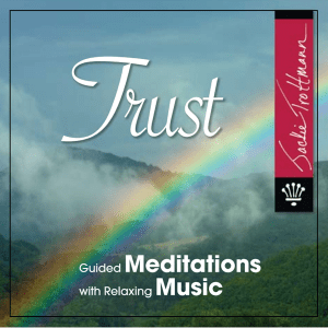 Trust Meditation CD and Downloads