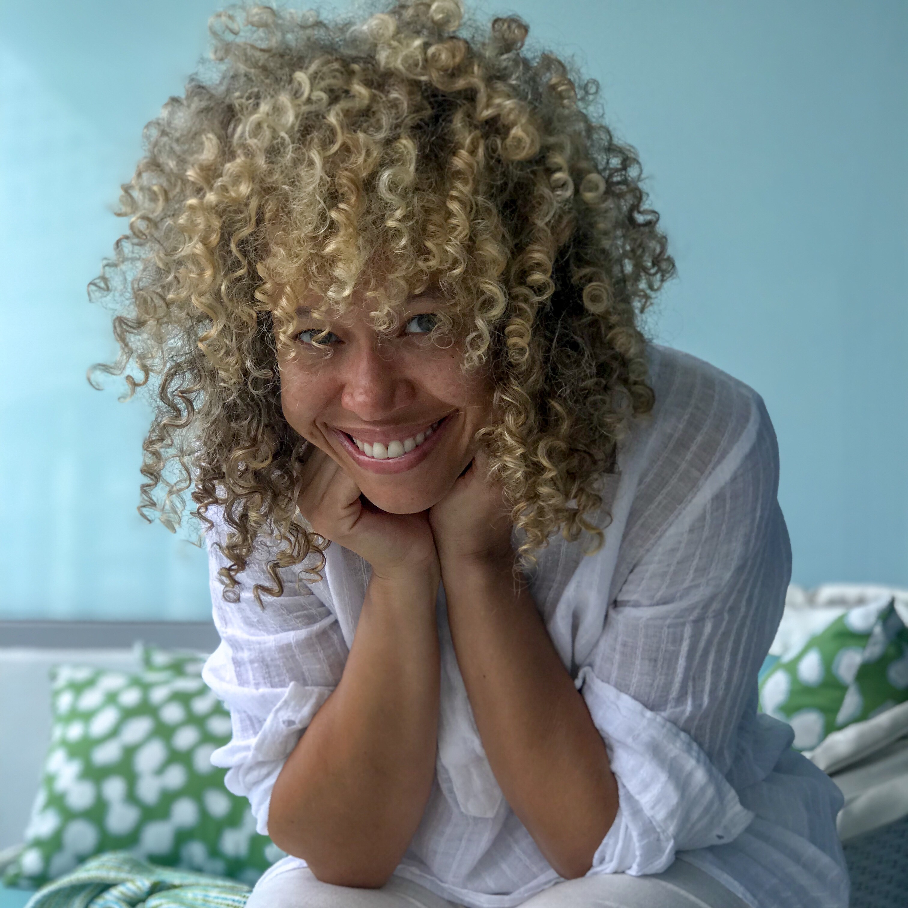 Styling Naturally Curly Hair In High Humidity Climates Jackie