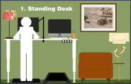 The Standing Desk