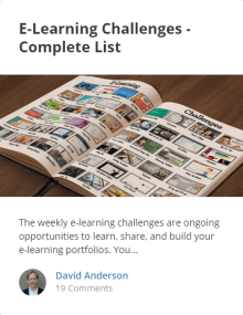 E‑Learning Challenges