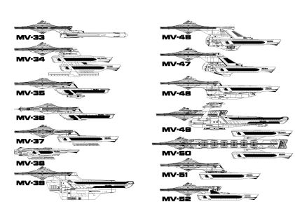 starfleet starships Gallery