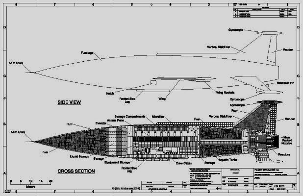 Spacecraft - Space ARK_Page1_Large