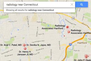 Radiology Map