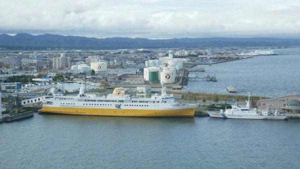 Hakkoda-maru Seikan Ferry Museum