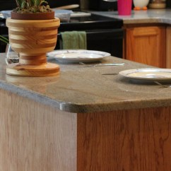 Make A Kitchen Island One Hole Faucet Simple Build 24 Jackman Works Diy Kithcne How To Building Framing