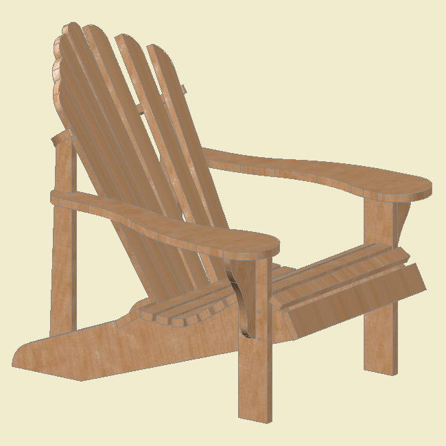 adirondack chair plan double chairs with table jackman works