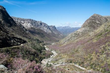 Valley of Rio Homem
