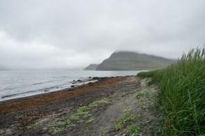 The beach of Sæból