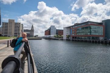 Liverpool riverside