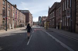 Empty streets (graduation day)