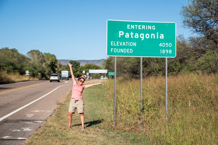 Welcome to Patagonia!