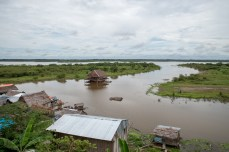 Iquitos river side