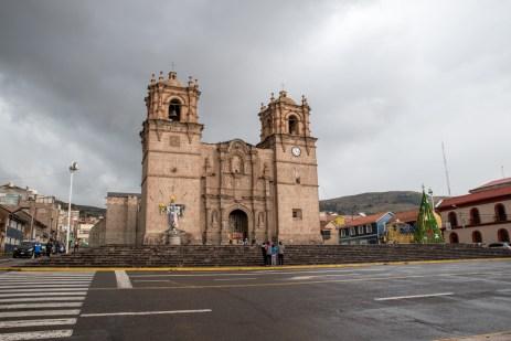 Puno Plaza de Armas
