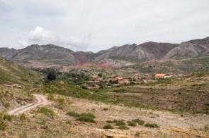Torotoro village