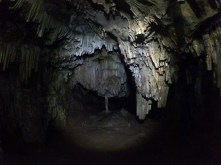 The cave!