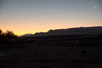 missed sunset