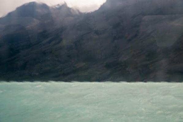 Arty farty glacier lake