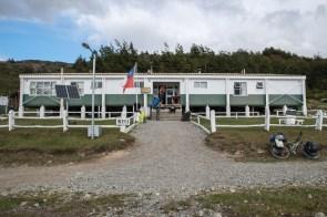 Chilean border control