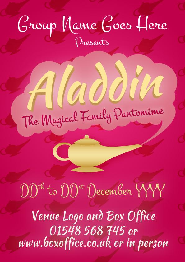Aladdin-Pantomime-Example-Poster