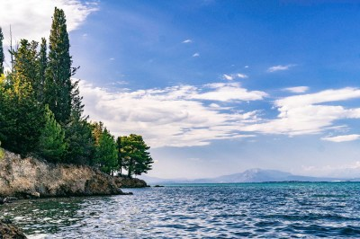 Land meets the Sea