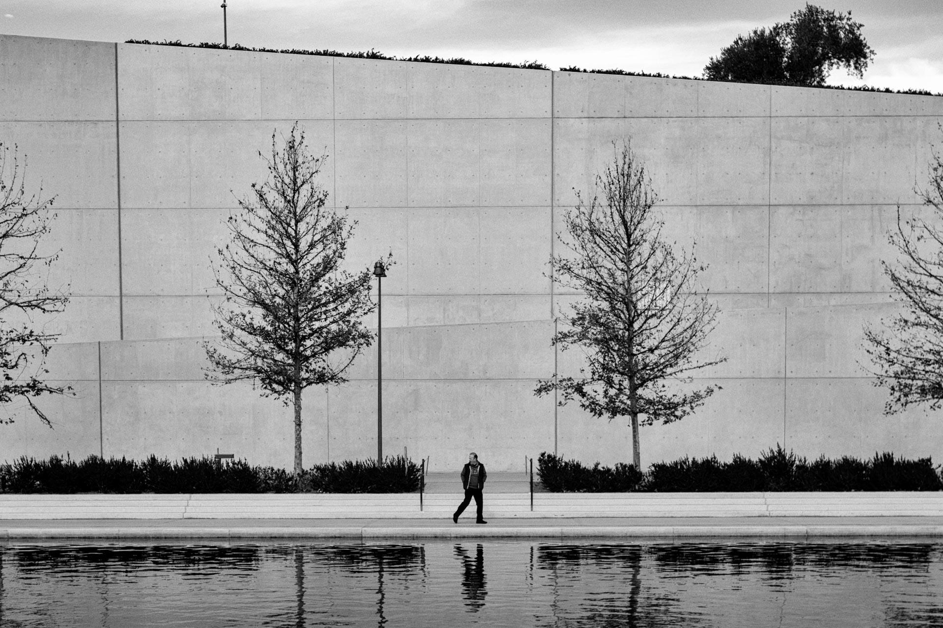 Street Photography Symmetry