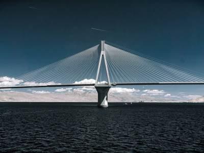 Bridge of Rio Antirio
