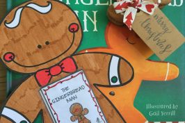 The Gingerbread man: a storytelling activity for Christmas
