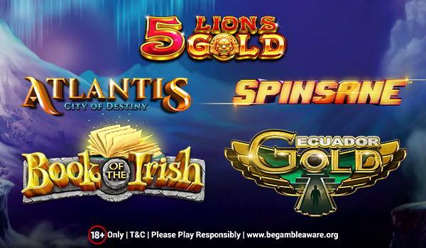 Brand New Slot Games