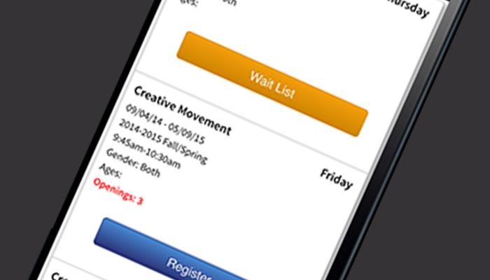 Promote Online Registration with Your Mobile App - Jackrabbit Dance