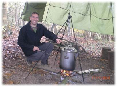 bushcraft, course, courses, skills, woodland, team, building, Kent, wild foods