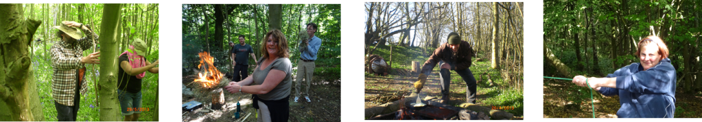 bushcraft | Course | south east | Kent | competition