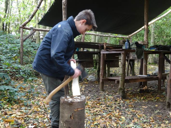 axe skills | Kent