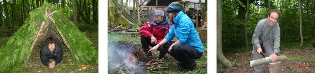 2 Day Bushcraft Course in Kent | South East England