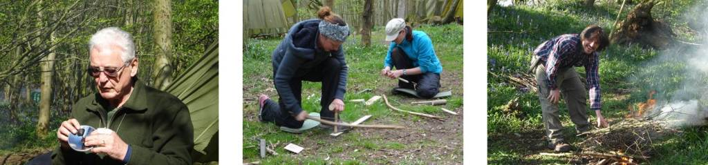 'How to' Bushcraft videos