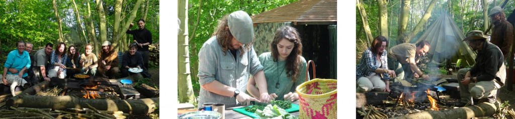 Wild food foraging courses in Kent