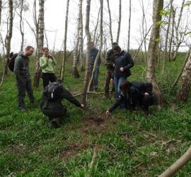 Tracking course in Kent