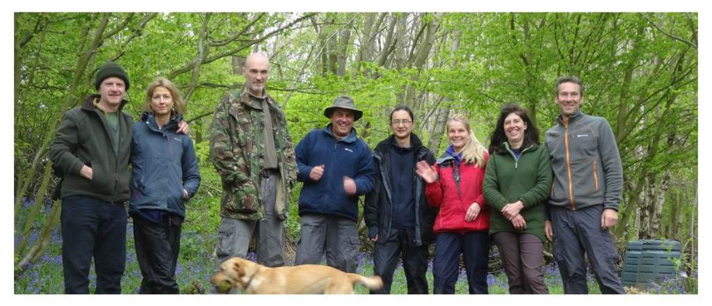 Team building in Kent | corporate outdoor activities | mindfulness | south east