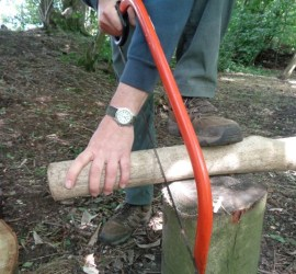 bow saws | bushcraft | Kent | south east | London